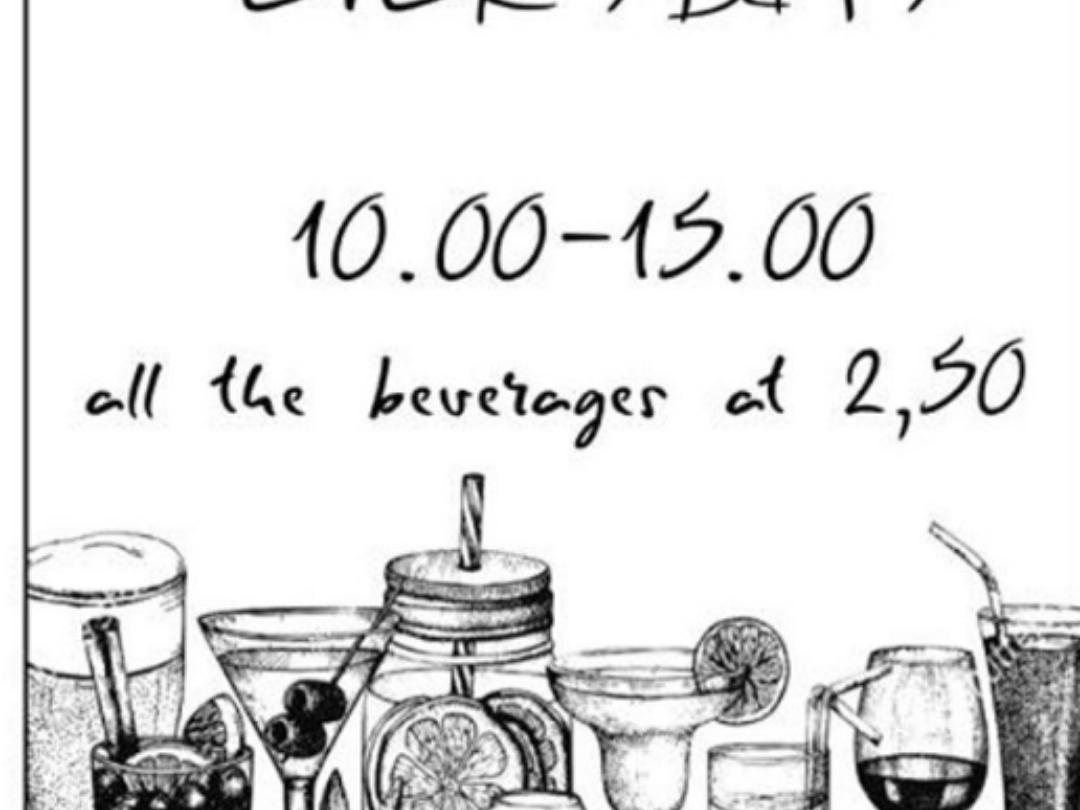 Καθημερινά στις 10:00 - 15:00